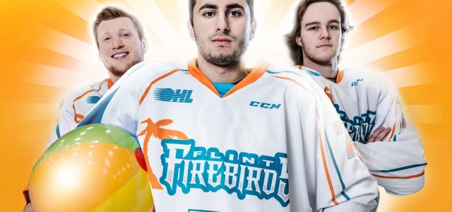 "By @MichaelCaples - The Firebirds will be hosting #TropicsNight this Saturday. And yes, that means custom jerseys. Now, the jerseys aren't a complete recreation from the ""Semi Pro"" […]"
