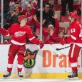 By @StefanKubus - DETROIT - A near 40-minute delay didn't faze the Red Wings from finishing the job Saturday afternoon. Up 4-0 after two periods, the Red Wings […]
