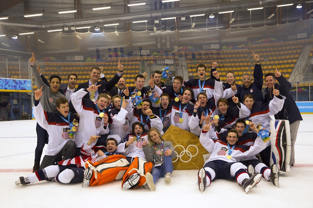 Photo from the Lillehammer 2016 official website