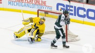 By Nick Barnowski - DETROIT - The trophy weighs 50 pounds, but to the Michigan State Spartans, lifting it was only half of the battle. It took […]