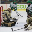 Check out MiHockey's photos from Saturday night's game at Lawson Ice Arena, featuring North Dakota and the Western Michigan Broncos. (Photos by Michael Miller/MiHockey)