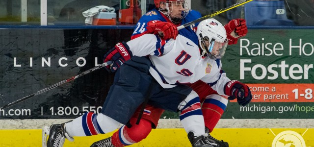 By @MichaelCaples – Yesterday, USA Hockey announced the schedule for its National Team Development Program Under-17 Team. Today, it was the Under-18 Team's turn. The second-year NTDP squad […]