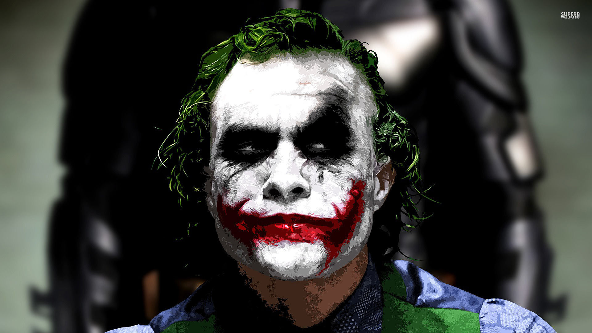 naurato why so serious let s put a smile on that face