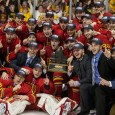 On Saturday night at Van Andel Arena, Ferris State punched its ticket to the NCAA Tournament with a 2-1 victory over Minnesota State in the WCHA Final Five […]