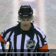 Wes McCauley, a Michigan State Spartan defenseman turned NHL referee, may have an acting career in his future. Check out McCauley's announcement of a good goal during last […]