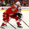 By @MichaelCaples - Start your engines, and start your puns. Red Wings speedster Dylan Larkin will be rubbing elbows with people who travel a whole lot faster […]