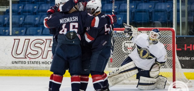 By @MichaelCaples - The new group of NTDP players now know what their first season in Plymouth will look like. Today, USA Hockey announced the 2016-17 season […]