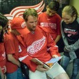 By @MichaelCaples – STERLING HEIGHTS – Students at Schuchard Elementary School in Sterling Heights had a special guest stop on Wednesday. Red Wings forward and Michigan native […]