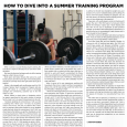 In the latest issue of MiHockeyMag, we take a look at what parents and players should look for in a trainer and training facility, as Darryl Nelson (USA Hockey's […]