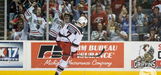 By @MichaelCaples - The Grand Rapids Griffins have announced their first bit of scheduling information for the upcoming season. The Red Wings' AHL affiliate will begin the home […]