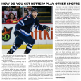 In the latest issue of MiHockeyMag, Darryl Nelson (USA Hockey's National Team Development Program, strength and conditioning coach) and Brian Sipotz (Advantage Strength, certified strength and conditioning specialist) share their […]