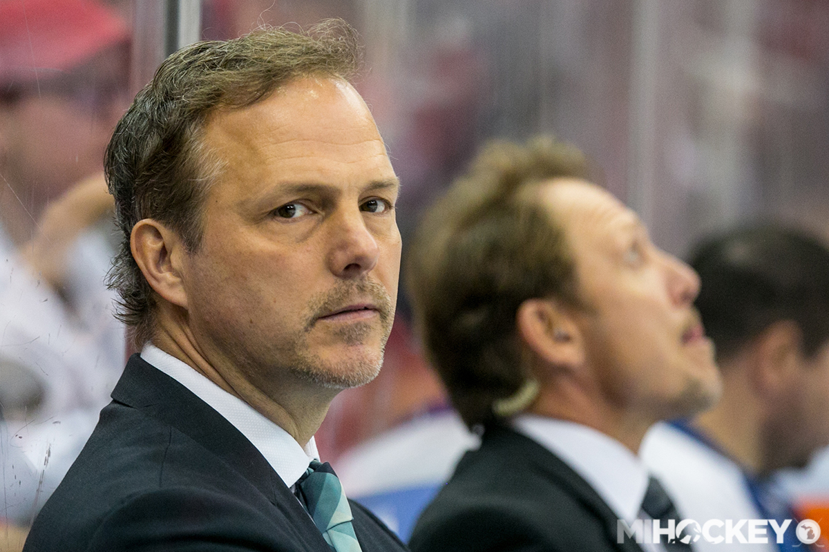 Jon Cooper Explains His Special Connection With Ron Mason