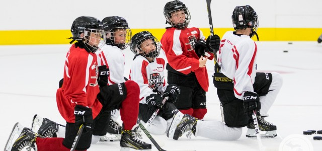 CCM Hockey rolled through Plymouth for their annual Skills Camp, putting a lucky group of kids through some on- and off-ice work while letting the players test drive […]