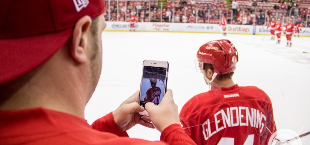 By @MichaelCaples - If you have a TV service that provides you with Fox Sports Detroit, you may just be able to watch Red Wings games on […]