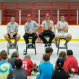 Once per each of the three weeks of the Larkin Hockey School, the Larkin boys – Colin, Adam, Ryan and Dylan – hold a question-and-answer session with […]