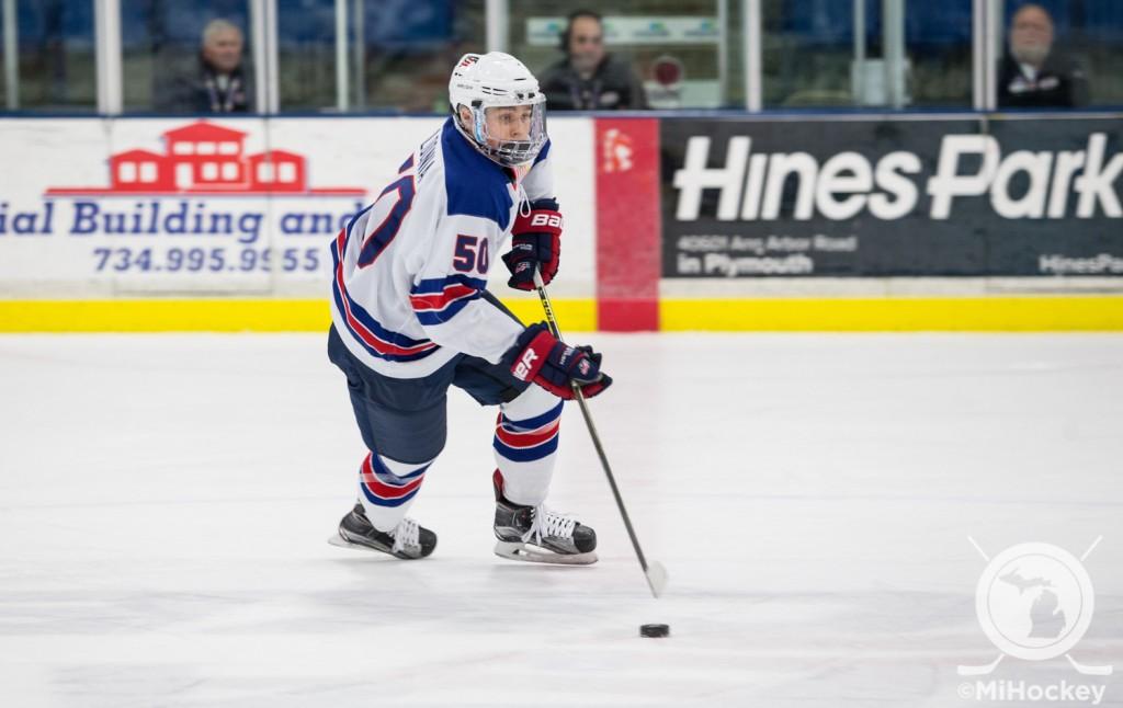 Vanya Lodnia (photo by Michael Miller/MiHockey)