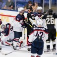 The new USA Hockey's National Team Development Program Under-17 Team played in their first game Friday night, taking on in-state rival Muskegon in a USHL preseason game in […]
