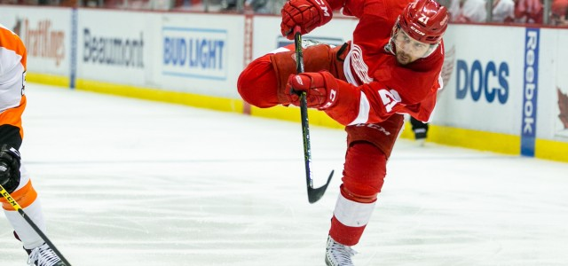 By @MichaelCaples - The majority of the Red Wings' representatives at the World Cup of Hockey are done with the preseason tournament, but Tomas Tatar just played […]