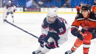 The Omaha Lancers visited Plymouth on Friday for a USHL game against USA Hockey's National Team Development Program Under-17 Team. (Photos by Andie Wojciak/MiHockey)