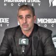 Check out our videos from Tom Anastos' press conference at MSU Hockey Media Day 2016.