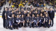 The Michigan Wolverines' 1996 NCAA title-winning team was at Yost Ice Arena Friday night for a reunion party, and this year's edition of the UM squad made sure […]