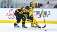 In their second match in as many nights, Michigan and Michigan Tech played to a 3-3 tie Saturday night at Yost Ice Arena in Ann Arbor. The Wolverines […]