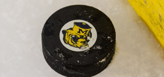 By @MichaelCaples - The University of Michigan hockey program has its 1996 NCAA championship team on campus this weekend to honor the 20th anniversary of their title. […]