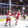 The Grand Rapids Griffins scored five unanswered goals in the third period to erase a 3-0 deficit and beat the defending AHL champion Cleveland Monsters by a final […]