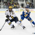 The Michigan Wolverines found some revenge against the Lake Superior State Lakers Saturday night at Yost Ice Arena, earning a weekend split of their two-game series with a […]