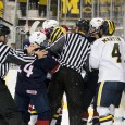 On Friday night, the Michigan Wolverines and USA Hockey's National Team Development Program renewed their cross-town rivalry with an exhibition contest at Yost Ice Arena. While the NTDP […]