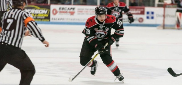 By @MichaelCaples - Lake Superior State may be making some history over the next few seasons. Waterloo Black Hawks forward Yuki Miura has committed to the Lakers' […]