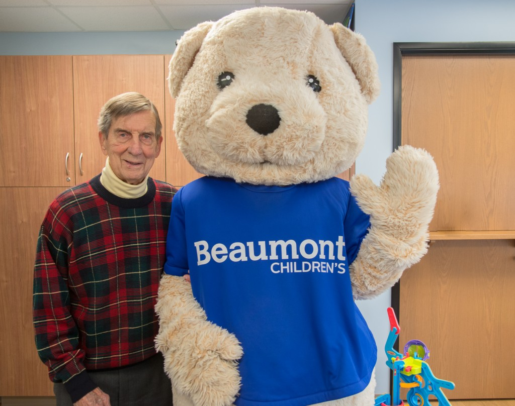 Images courtesy of Beaumont Children's