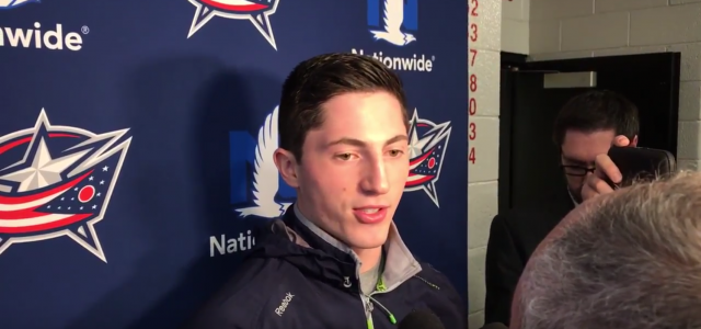 By @MichaelCaples – DETROIT – It's going to be an emotional night for Zach Werenski. It's a time of sadness and a time of celebration for the […]