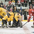 By Michael Caples – ANN ARBOR – It was an emotional night at Yost Ice Arena, for all parties concerned. It's hard to watch a member of […]