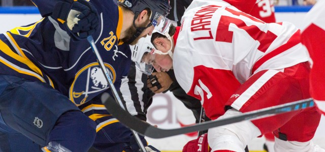 On Friday, MiHockey photographer Andie Wojciak followed the Red Wings out to Buffalo for their game against the Sabres. Check out the photos below from the Red Wings' […]