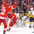 By @StefanKubus – DETROIT -  The Red Wings found their offense in a big way Saturday night. Detroit exploded for six goals in a 6-3 back-and-forth win […]