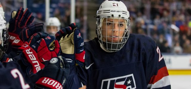 By @StefanKubus –  Some of the game's most prominent names in USA Hockey talked growing the game Wednesday afternoon as part of Hockey Week Across America. Arguably the […]