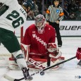 Check out photos from Friday night's B1G showdown between Michigan State and Wisconsin at Munn Ice Arena in East Lansing. (Photos by Michael Caples/MiHockey)