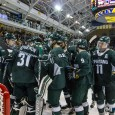 By @MichaelCaples – ANN ARBOR – John Lethemon picked a good time to record his first NCAA victory for Michigan State. The Spartans' freshman goaltender played 59:51 […]