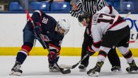 Check out MiHockey's photos from a Friday night USHL battle between USA Hockey's National Team Development Program Under-17 Team and the Chicago Steel. (Photos by Michael Caples/MiHockey)