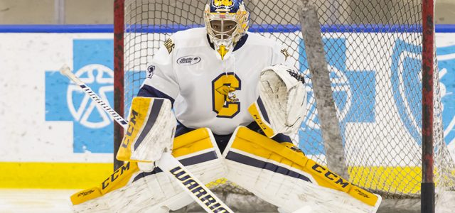 By @MichaelCaples – College Hockey Inc. has released their annual state-by-state MVPs for the collegiate game today, and Michigan's most valuable player is currently skating in Buffalo, N.Y. […]