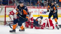 On Monday, the Flint Firebirds hosted the team's first playoff game since the franchise was sold and moved from Plymouth. Check out MiHockey's photos from the game, No. […]