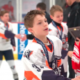 The Flint Jr. Firebirds topped the Traverse City Northstars to win the 2017 MAHA Pee Wee A state title in Marquette.