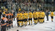 This past summer, the Western Collegiate Hockey Association made the decision to move its playoffs from neutral sites to on-campus locations, and on Saturday night, Michigan Tech became […]