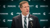 By @MichaelCaples – EAST LANSING –Mark Hollis started his introduction speech for the new Michigan State head coach by talking about the players on the Spartans' hockey roster. […]