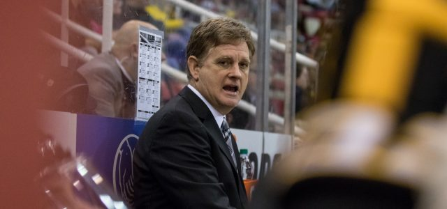 By @MichaelCaples – The University of Michigan has made it official – Mel Pearson is the school's next hockey coach. Pearson, an assistant coach for Red Berenson for […]