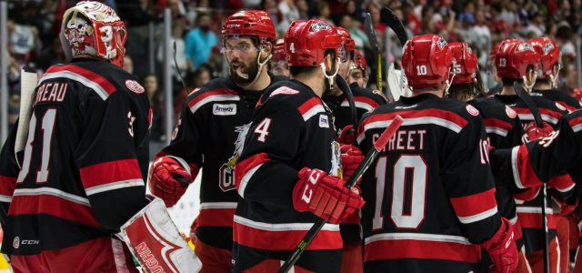 By @MichaelCaples – Traveling out to the west coast wasn't a problem in Game 1 for the Griffins. Grand Rapids recorded a 3-1 victory tonight against the San […]