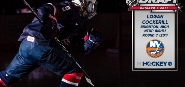 By @MichaelCaples – Brighton native Logan Cockerill has a new team to get to know. The NTDP Under-18 Team forward was selected by the New York Islanders in […]