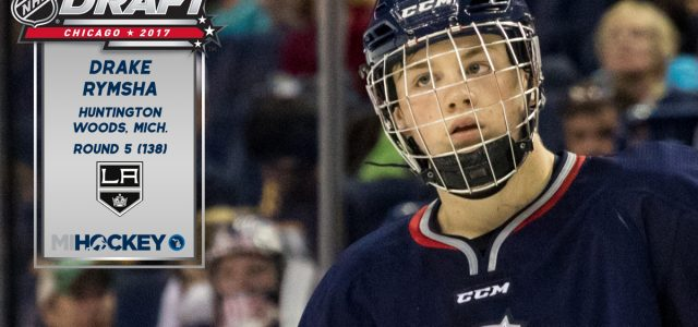 By @MichaelCaples – From Huntington Woods to Los Angeles. It'll be a long flight for Drake Rymsha, but it will certainly be worth it. The Los Angeles Kings […]