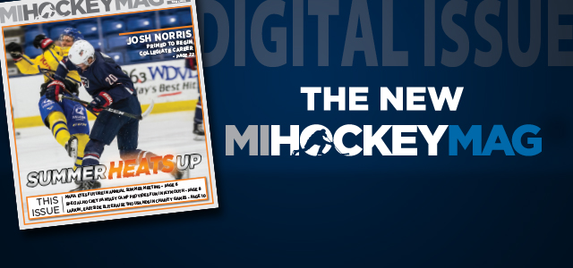 In the latest edition of MiHockeyMag – currently in rinks across the state – we bring you the latest from the World Junior Summer Showcase in Plymouth, talk […]